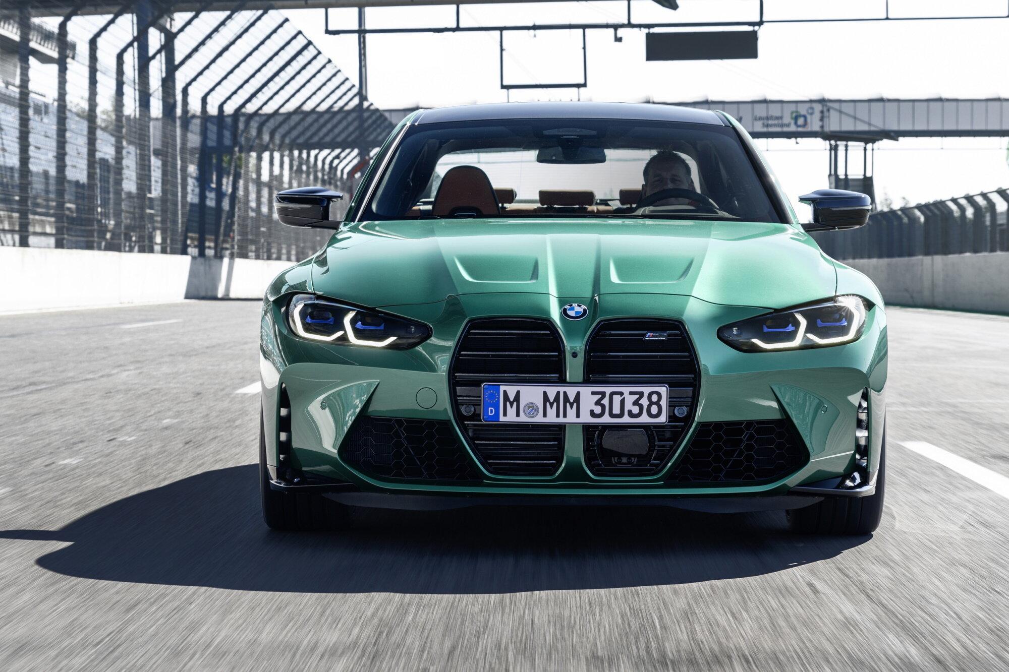 Новые BMW M3 2021 и M4 2021 в России: фото, цена, видео, характеристики БМВ