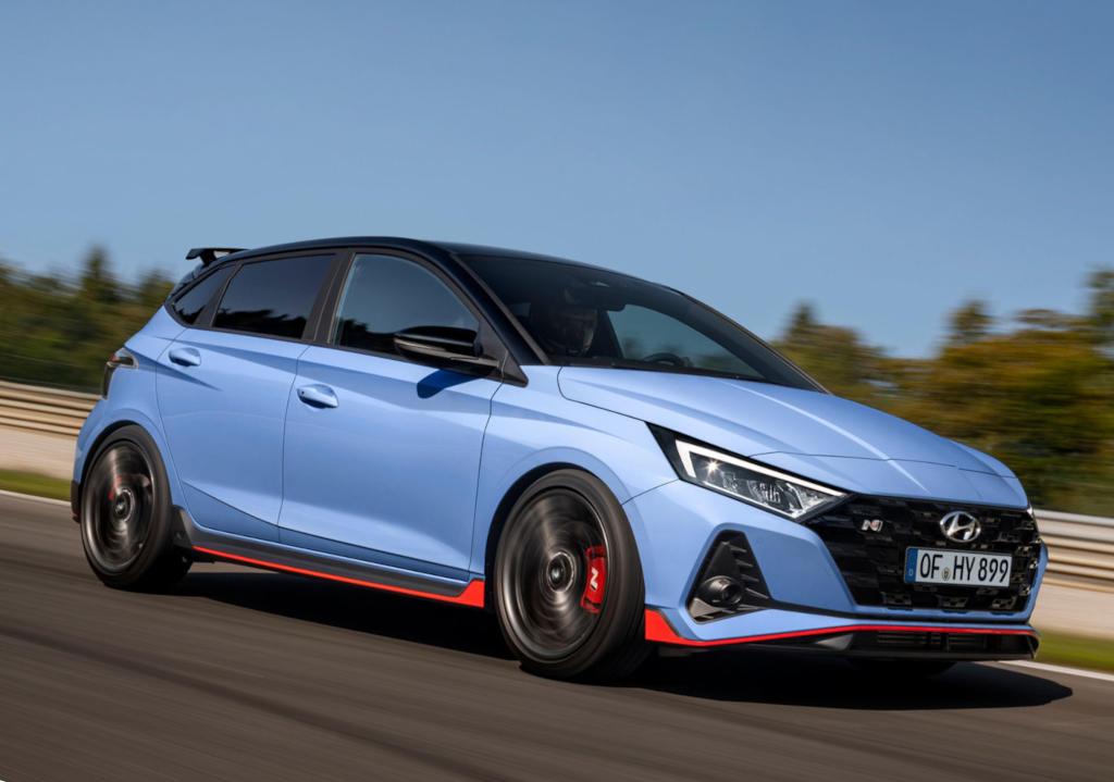 фото Hyundai i20 N 2021