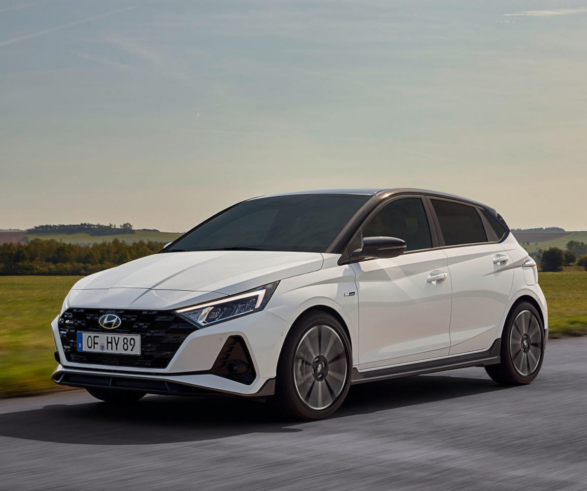 Hyundai i20 N Line 2021: фото, цена, характеристики, видео N Line