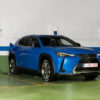 фото Lexus UX 300e 2021 года
