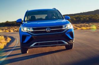 фото Volkswagen Taos 2021