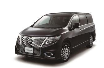 новый Nissan Elgrand 2021 фото