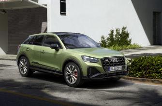 фото Audi SQ2 2021 года