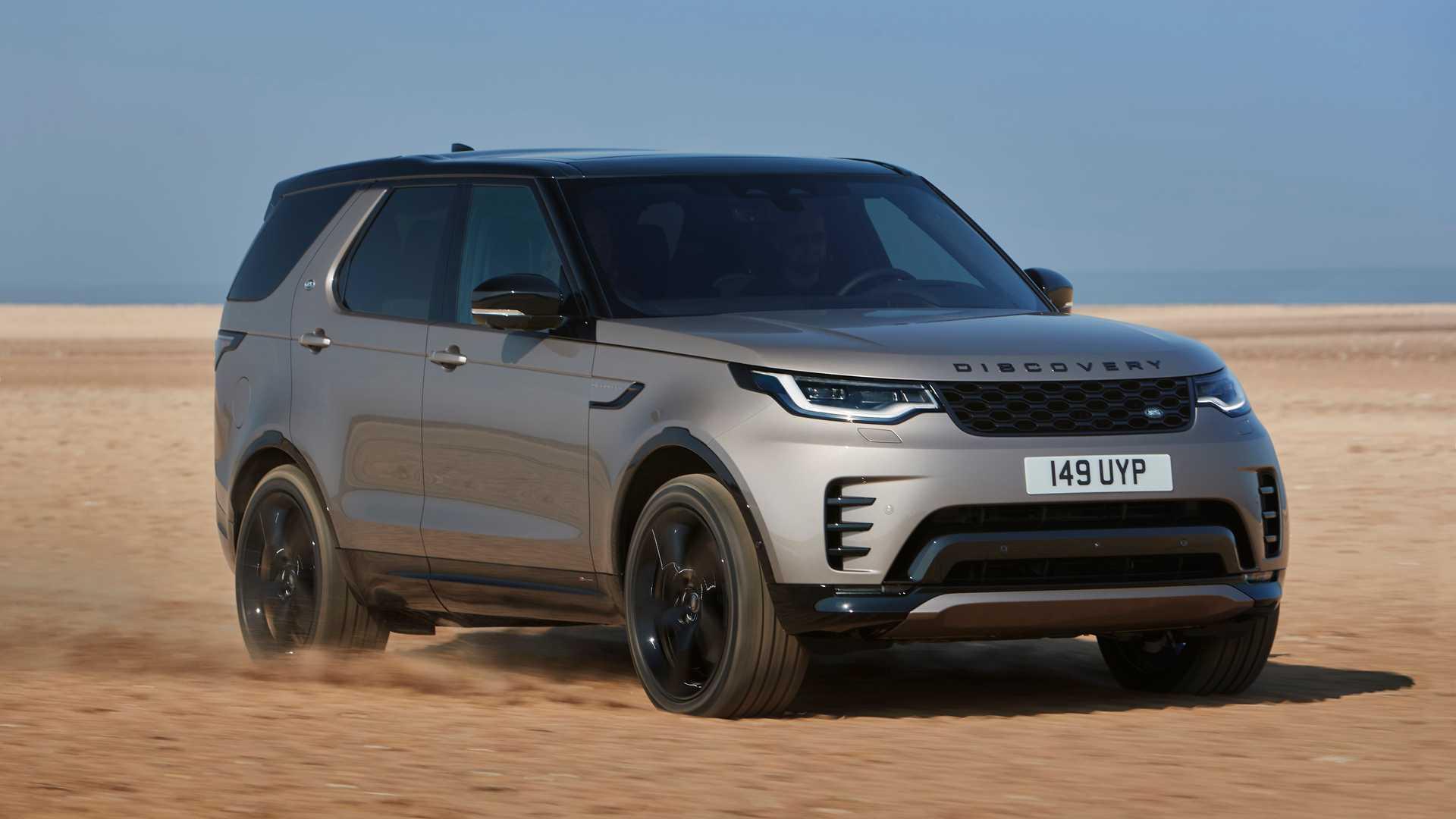 фото Land Rover Discovery 2021 года