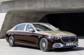 фото Mercedes-Maybach S-Class 2021 года