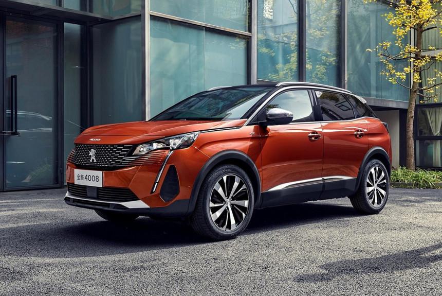 фото Peugeot 4008 2021