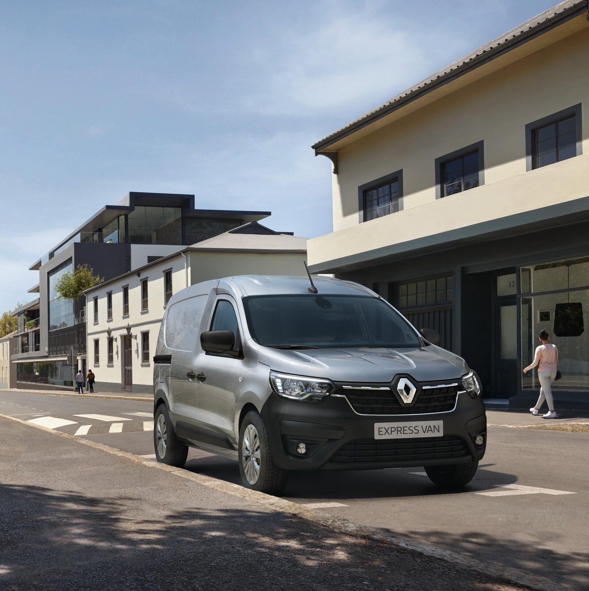 грузовой Renault Express 2021 года