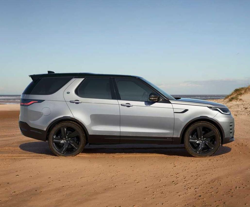 новый Land Rover Discovery 2021 сбоку