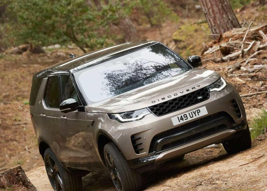 новый Land Rover Discovery 2021 в России