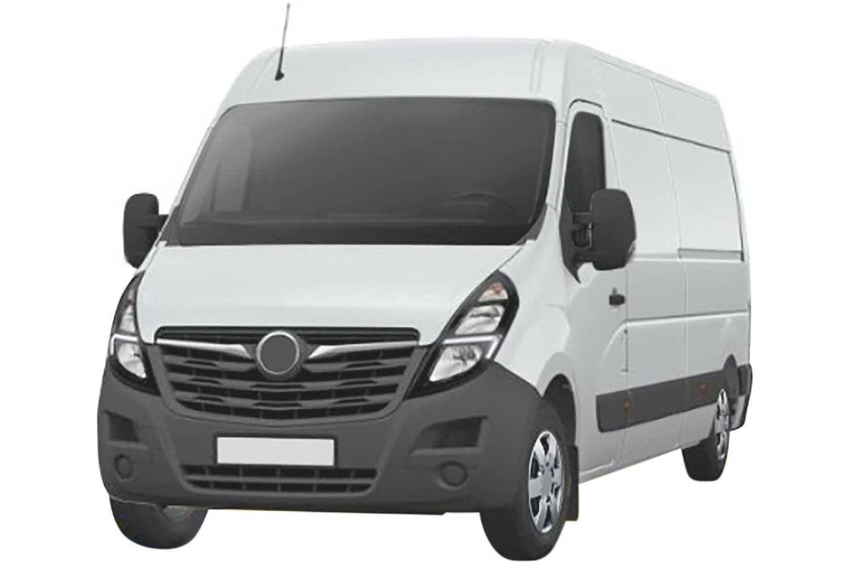 новый Opel Movano в России