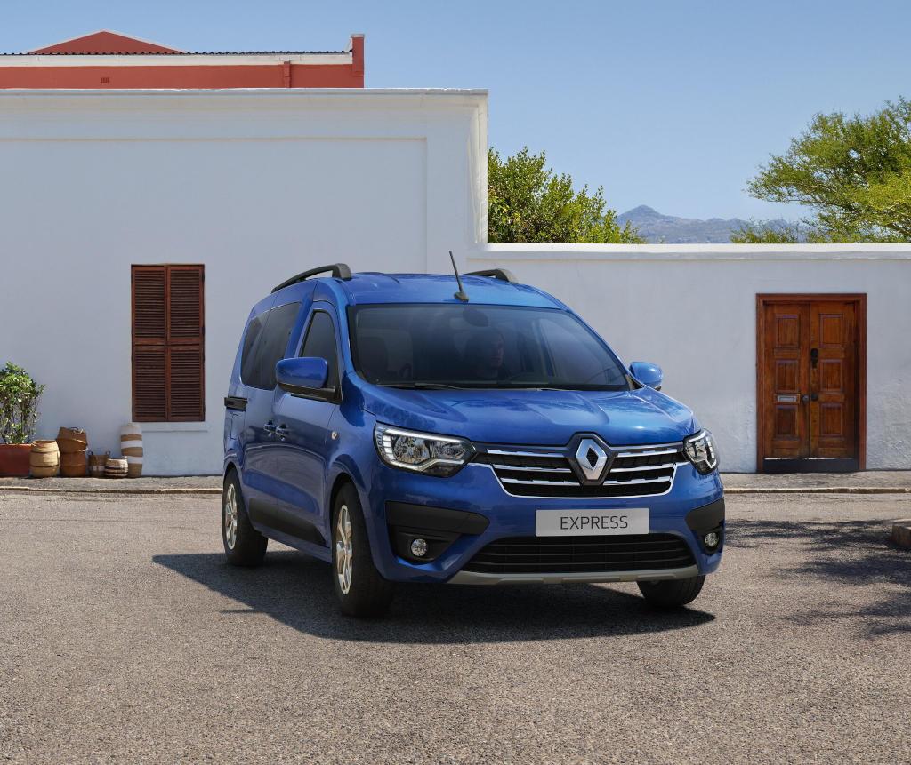 пассажирский Renault Express 2021