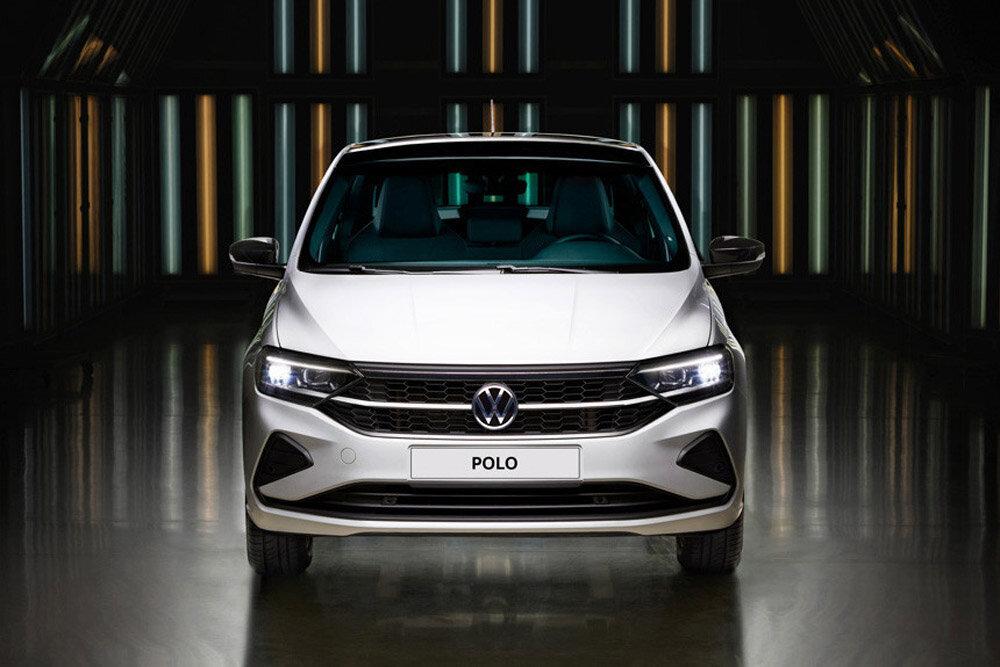 Volkswagen Polo 2021 «Спорт» фото
