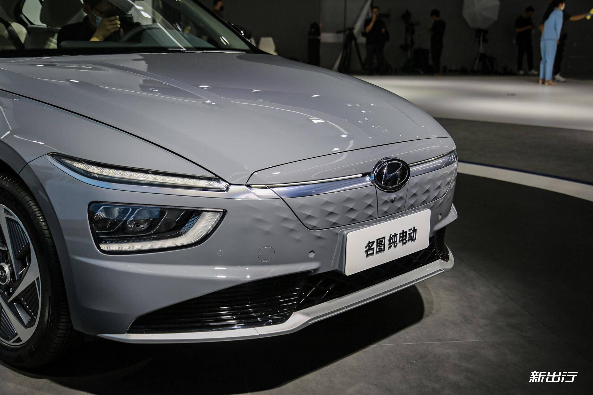 электрическая Hyundai Mistra 2021