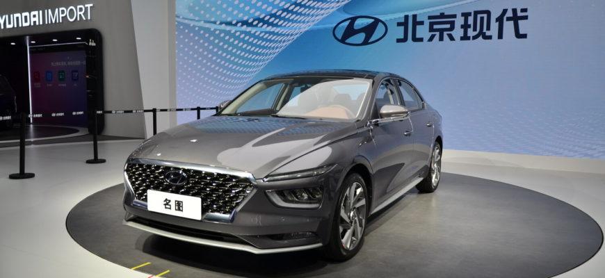 фото Hyundai Mistra 2021 года