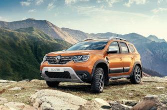 Новый Renault Duster 2021 в России - фото