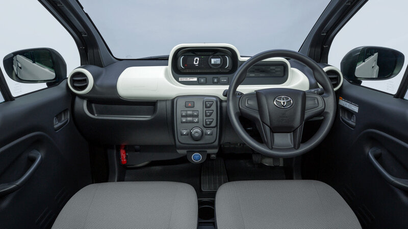 салон Toyota C+ Pod