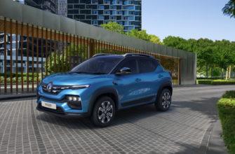 фото Renault Kiger 2022 года
