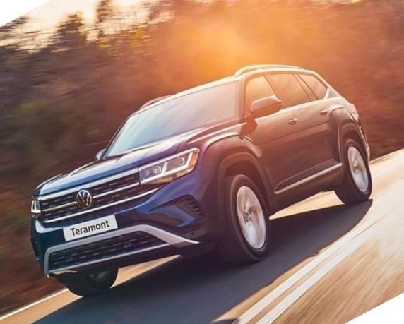 фото Volkswagen Teramont 2021 - 2022 для России