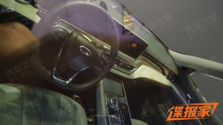 интерьер Ford Equator 2022
