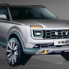 Lada Niva Vision 2024 фото