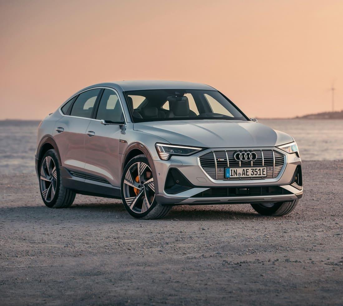 Audi e-tron Sportback 2021 фото