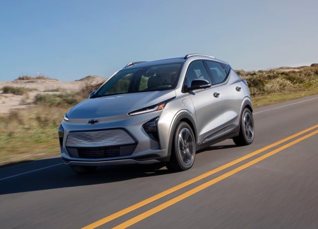 фото Chevrolet Bolt EUV 2022