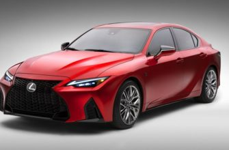 фото Lexus IS 500 F Sport Performance 2022