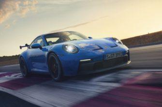 фото Porsche 911 GT3 2022 года