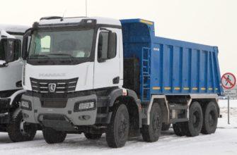 КАМАЗ-65951 (8x4) фото 2021