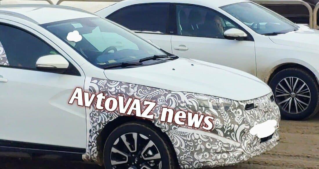 Lada Vesta SW FL 2022 рестайлинг