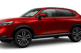 Новый Honda HR-V Vezel 2022 фото