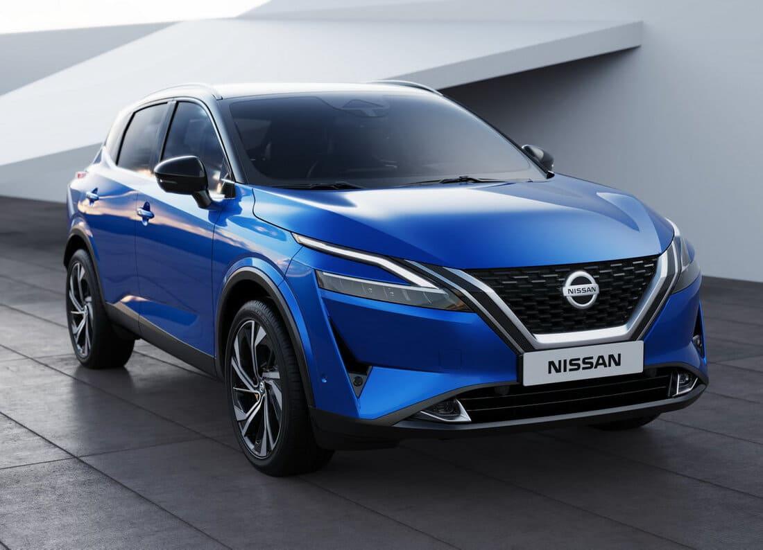 Новый Nissan Qashqai J12 2022 - фото https://autompv.ru/