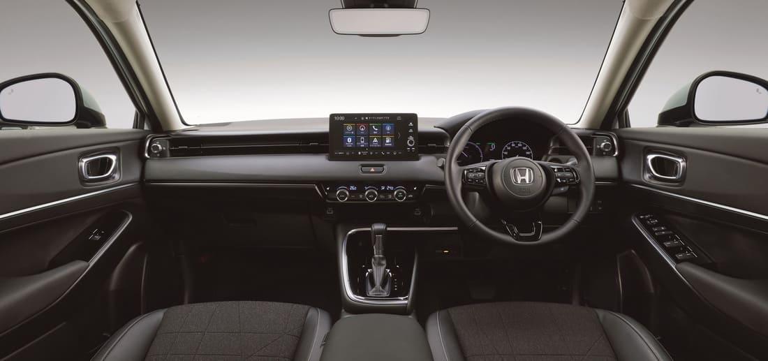 салон Honda HR-V Vezel 2022