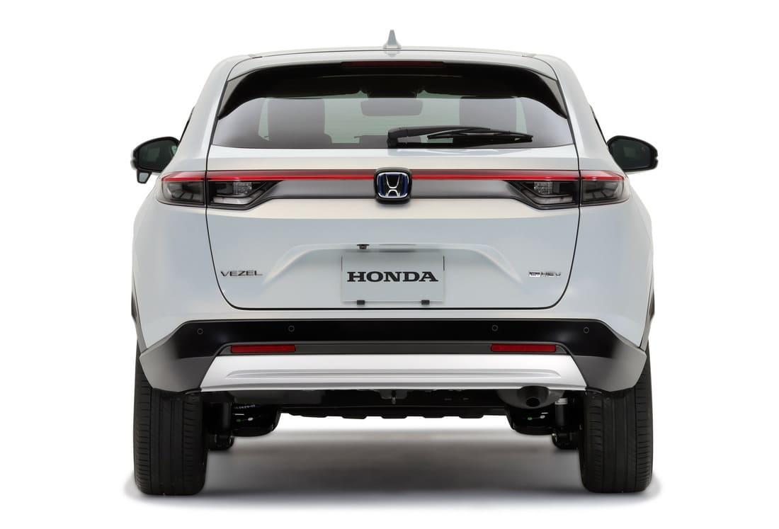задние фонари Honda HR-V Vezel 2022