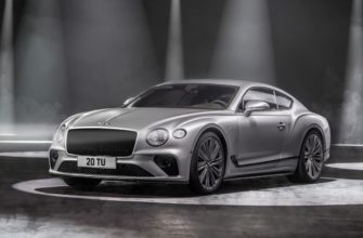 Bentley Continental GT Speed 2022 фото