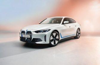 ещё фото BMW i4 2022