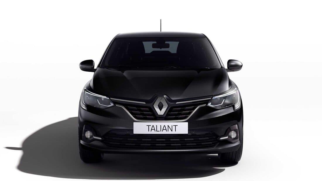 фары, решетка, бампер Renault Taliant