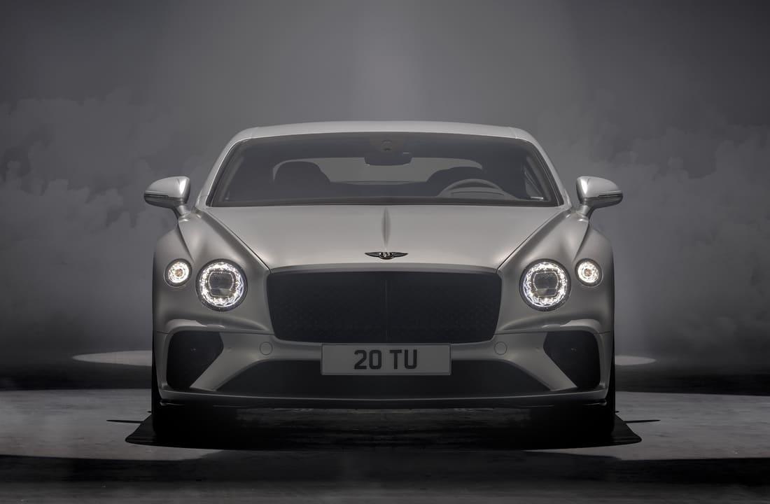фары, решетка Bentley Continental GT Speed 2022