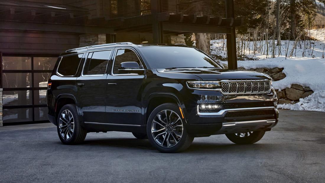 фото Jeep Grand Wagoneer 2022