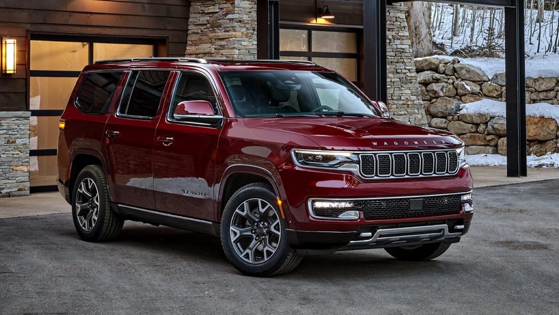 фото Jeep Wagoneer 2022