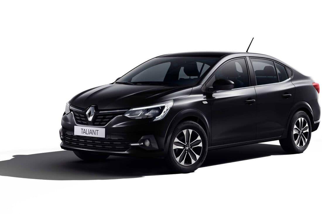 фото Renault Taliant 2022