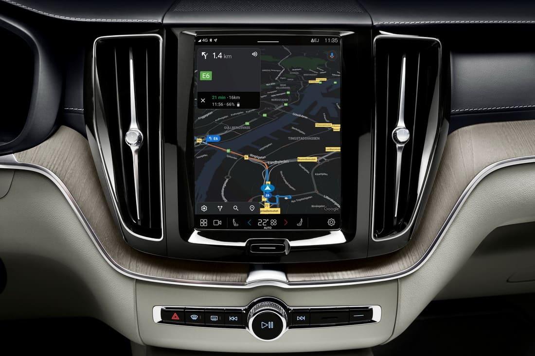 магнитола Volvo XC60 2022