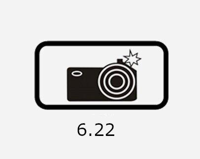 Новый знак 6.22 Фотовидеофиксация на дорогах России - фото