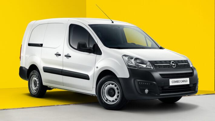 Opel Combo Cargo 2021 российской сборки