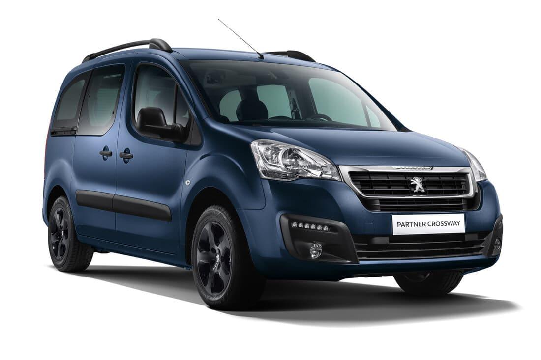 Пассажирский Peugeot Partner Crossway 2021