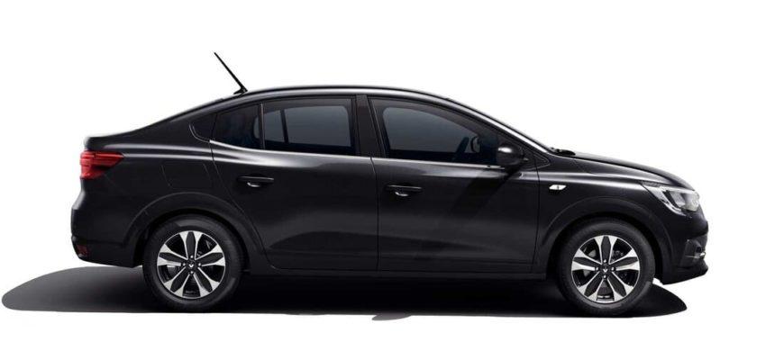 Renault Taliant 2022 сбоку
