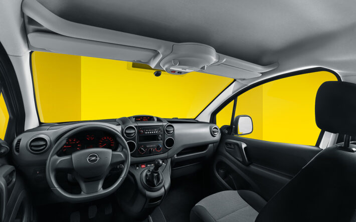 салон Opel Combo Cargo 2021 российской сборки