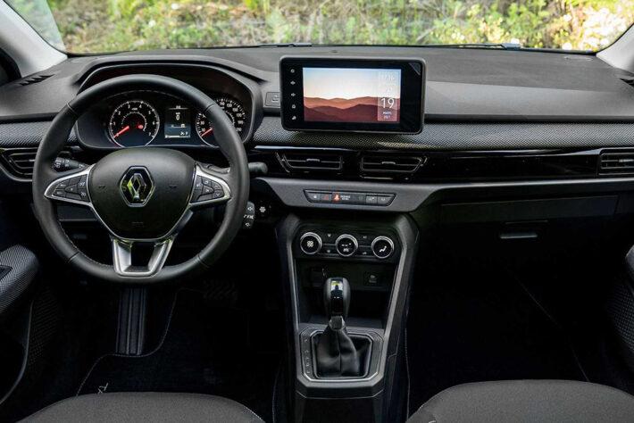 салон Renault Taliant 2022