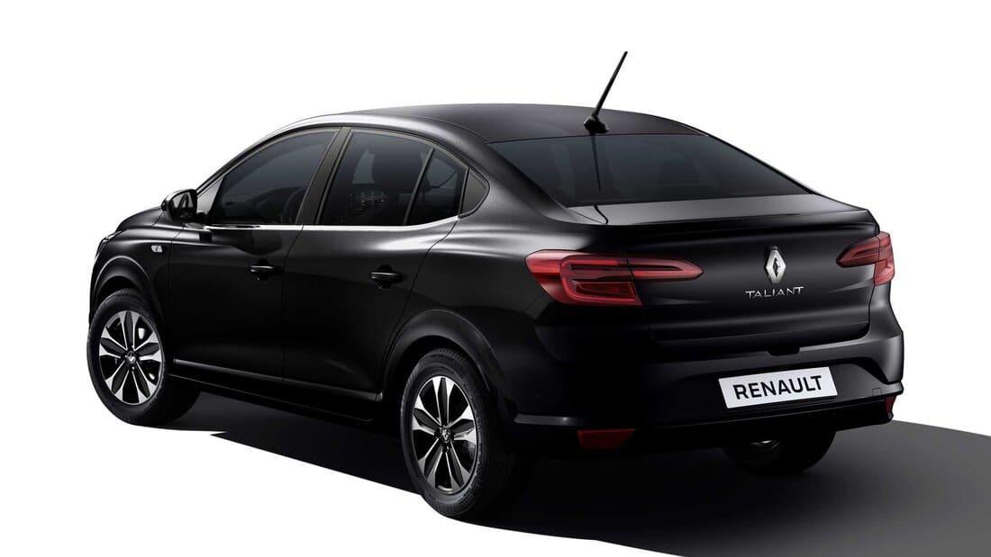 задние фонари Renault Taliant 2022