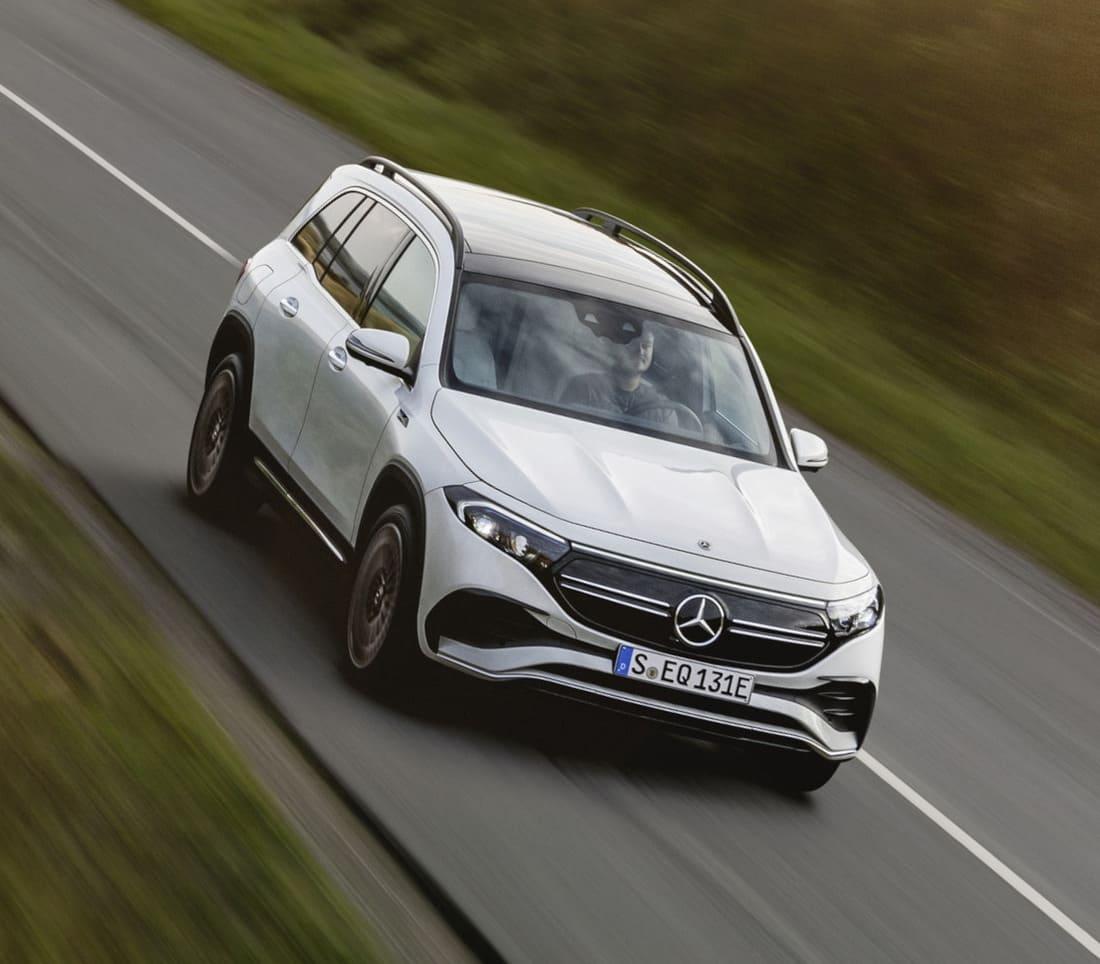 ещё фото Mercedes EQB 2022